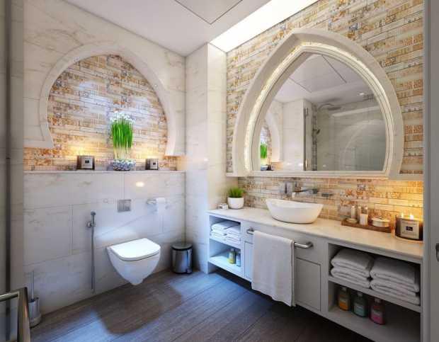 Bathroom Plumbing System