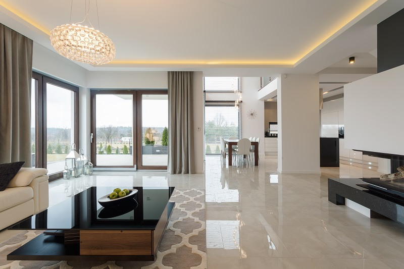 Bright And Shining Floors