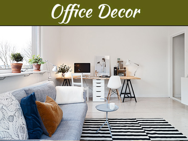 Home Office Interior Decoration