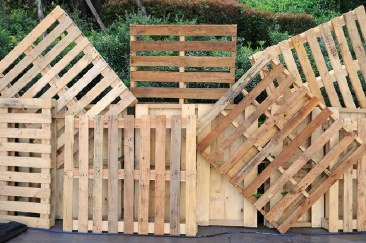 High-Quality Timber Pallets