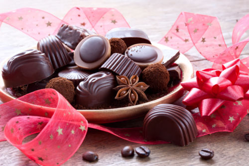 Personalized Chocolates