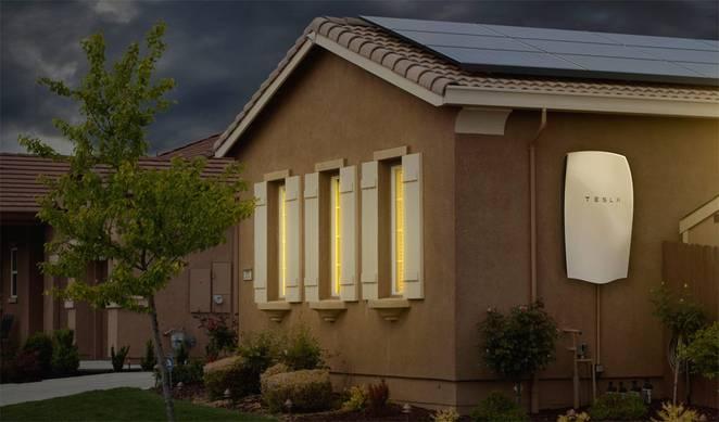 Solar Powerwall