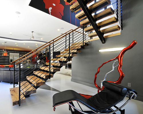 4 Ways To Use Steel Stair Stringers In Your Commercial Business | My