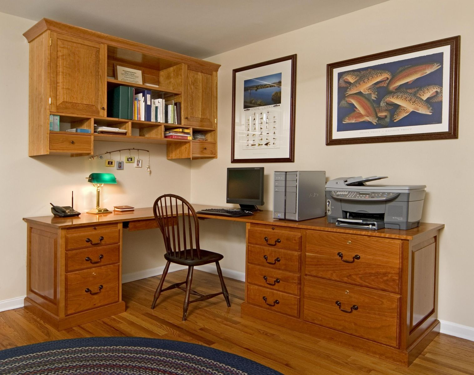 Storage And Shelf For Documents