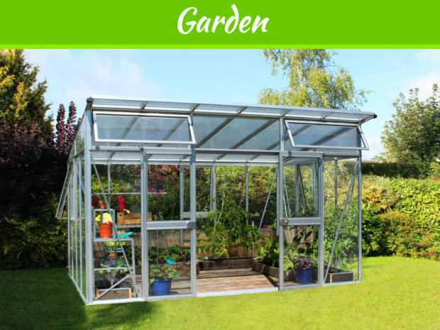 5 Reasons Why Everyone Should Own A Greenhouse