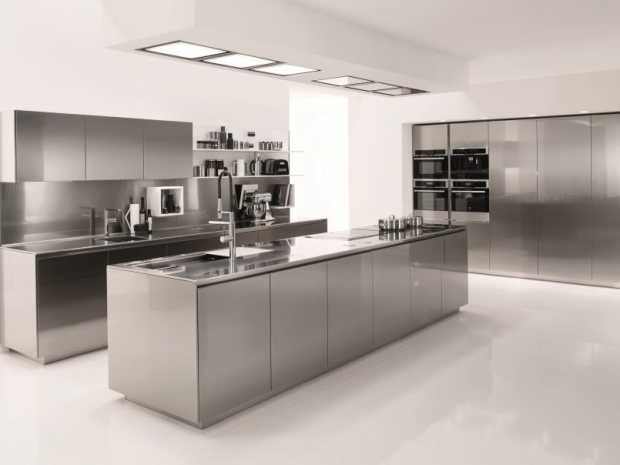 Stainless Steel Fabrication For Kitchen