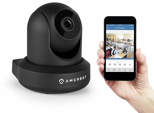 Amcrest ProHD 1080P Security Camera