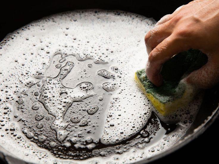 Cast Iron Cleaner