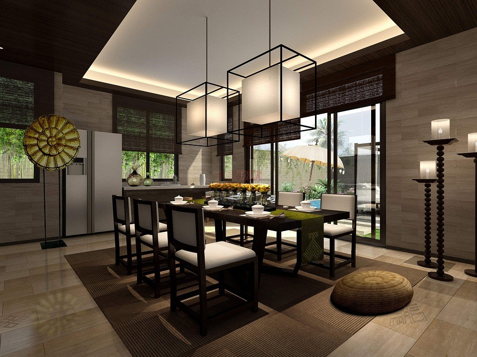 Eight Design Ideas To Make Your Dining Room Look Awesome