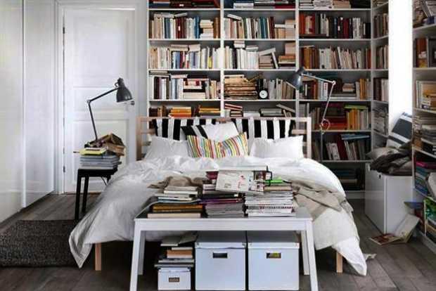 Multifunctional Bedroom Design