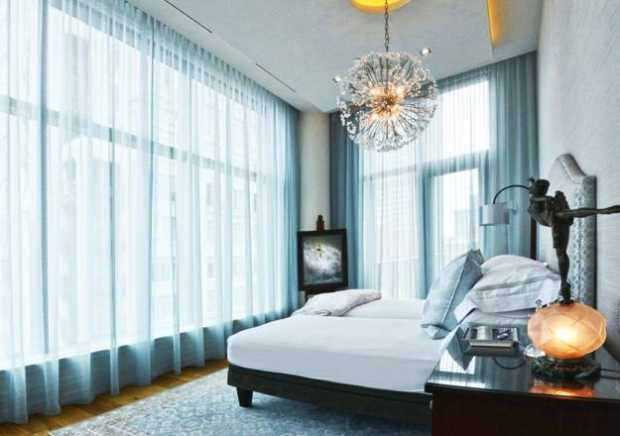 Skylights Bedroom