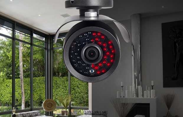 Environment Friendly Home Security Camera