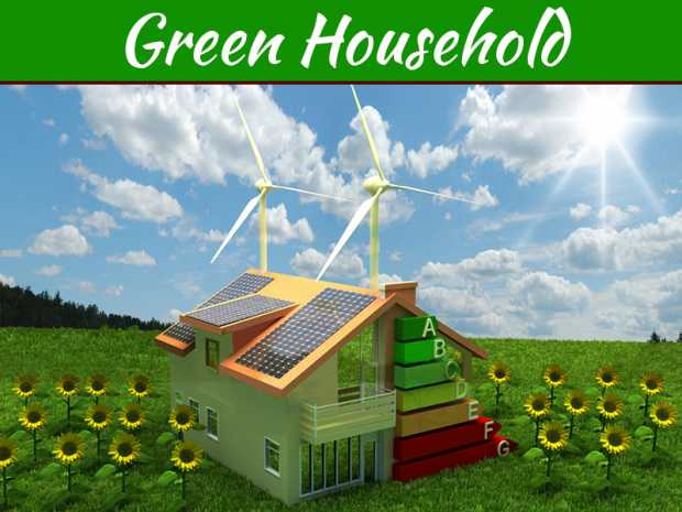 How to Run a Green Household