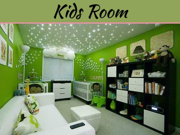Light Styles For Kids' Room