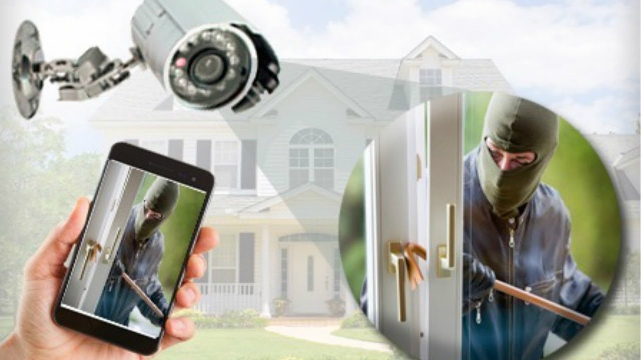 Modern Security Camera System