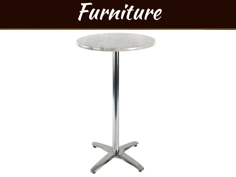 Top 5 Factors to Consider When Buying Café Tables