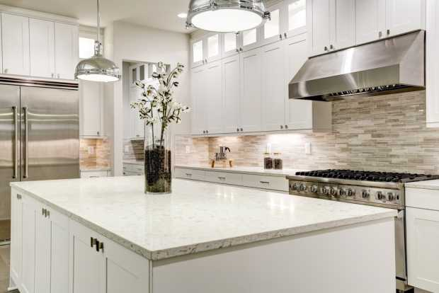 Engineered Kitchen Stone Benchtops