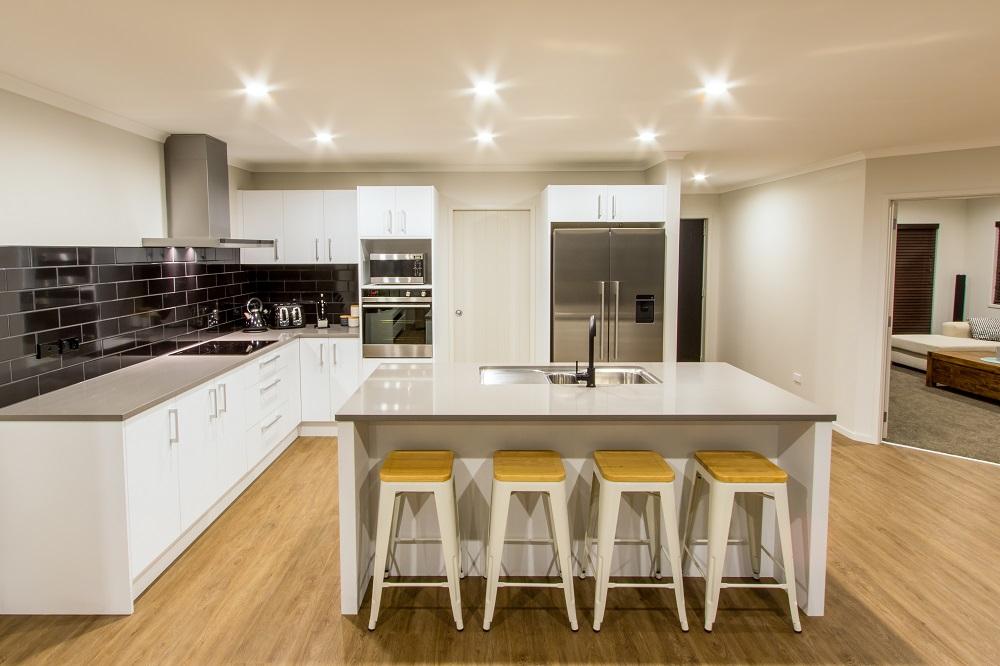 Kitchen Stone Benchtops Installation