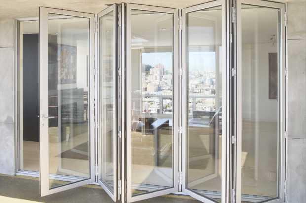 Bifold Doors Material