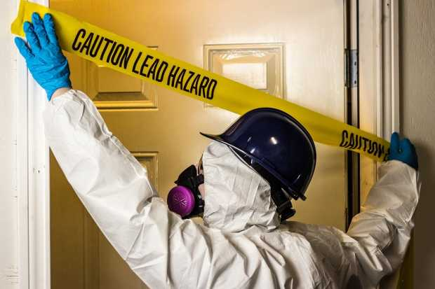 Safe to Work on Asbestos Removal