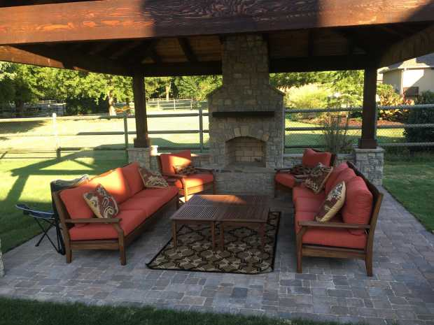 Tulsa GreenScapes Pergolas