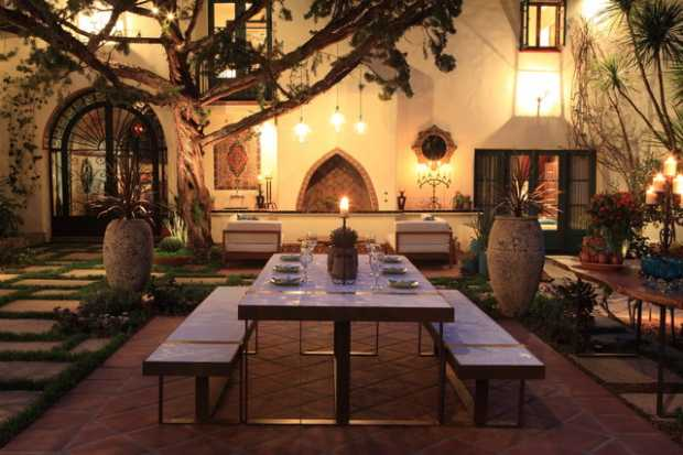 Al Fresco Dining Areas