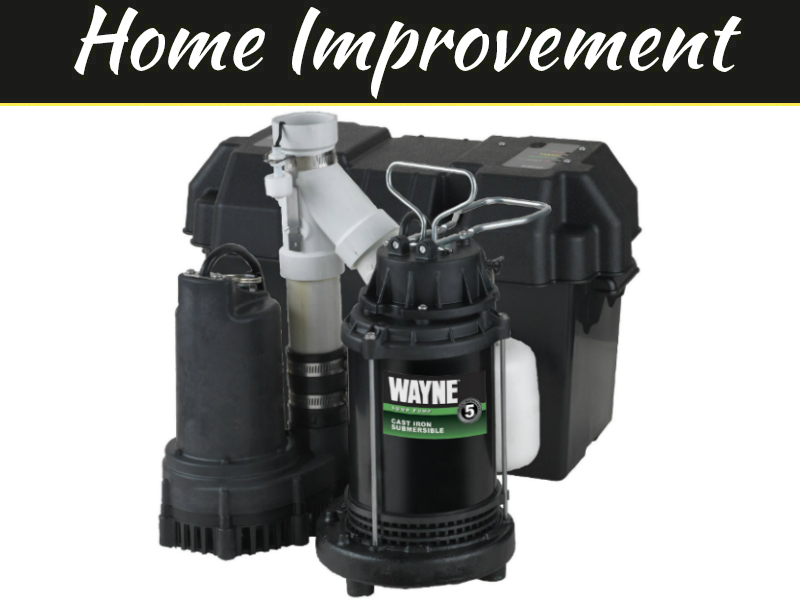 Battery Backup Sump Pump- A Must Have In Your Home Basement