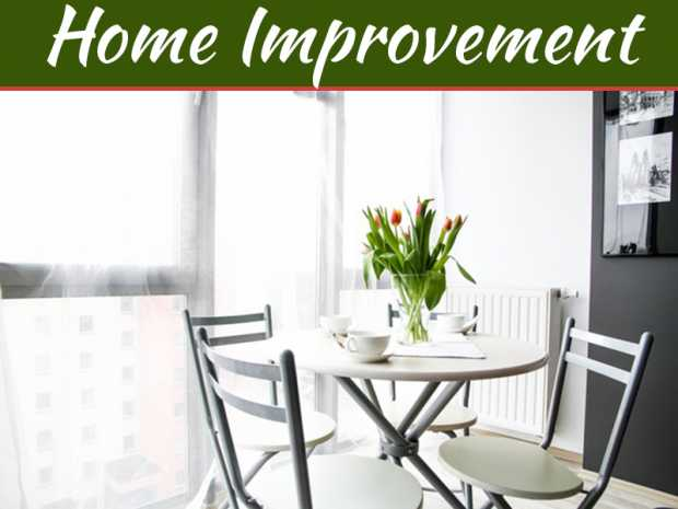 Easy Improvements To Update The Appeal Of Your Home