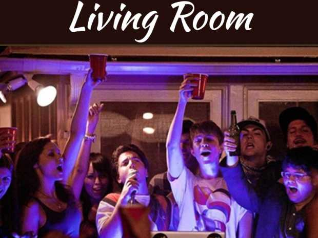 Five Ways To Décor Your Living Rooms For Theme Parties