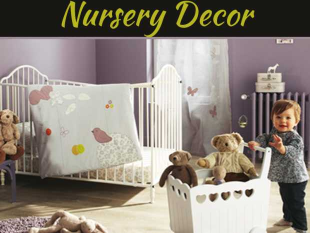5 Tips to Decorating Your Nursery