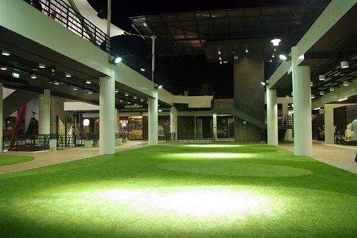 Artificial Grass For Commercial Buildings