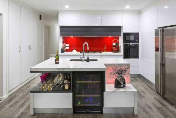 Stylish Melbourne Kitchen Design