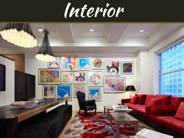 5 Trends In Interior Design In 2018
