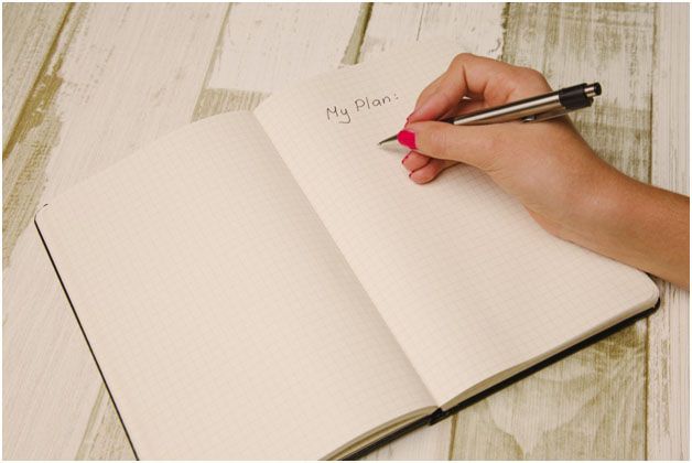 Create A Plan Or Checklist