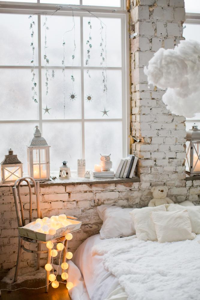 Hang Fairy Lights