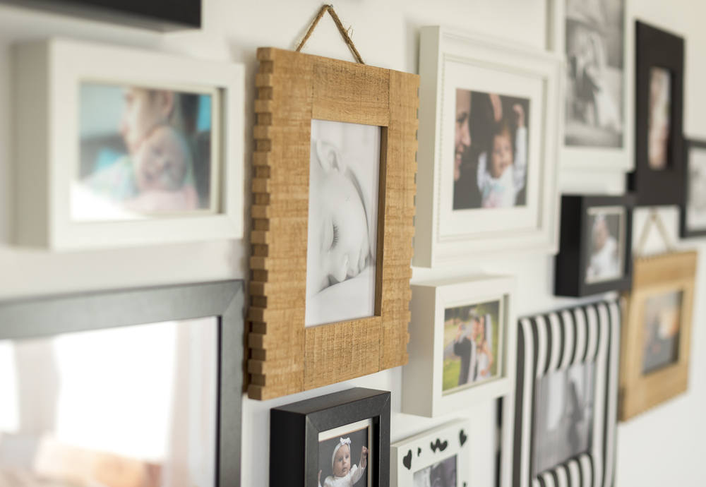 Put Your Favourite Photos On Display