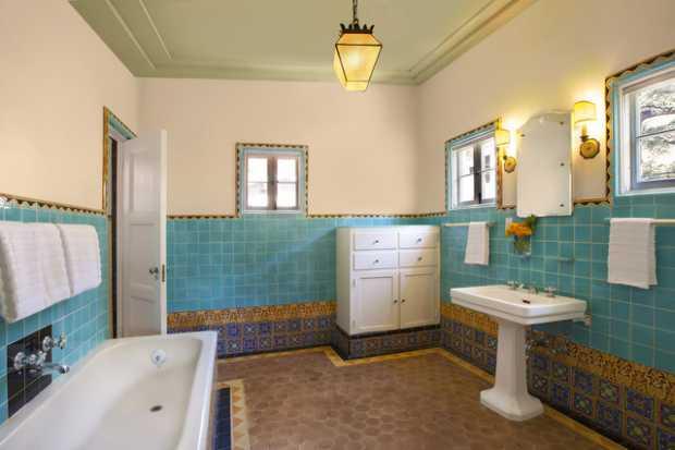 Refinishing Bathroom Design