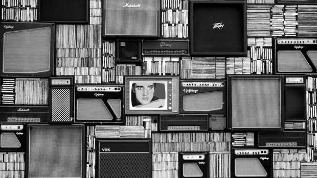 Speaker Wall Photo