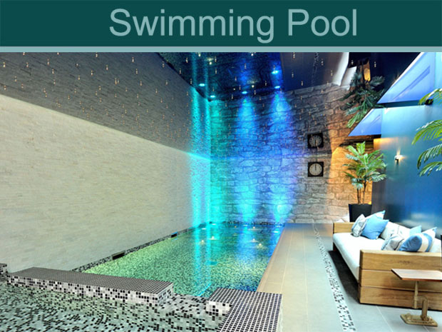 The Perfect Basement Swimming Pool