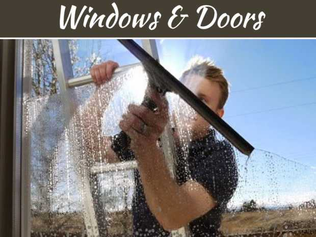 What to Expect from Professional Window Cleaners