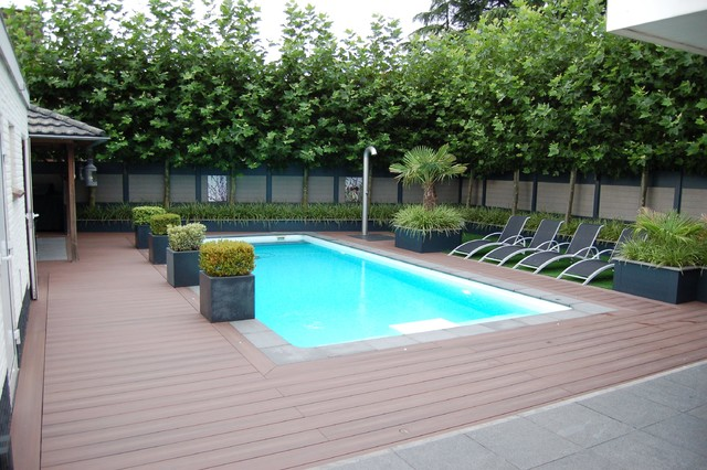 Wood Deck For Home Exterior