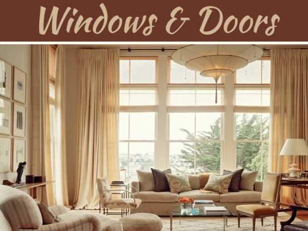 4 Window Treatment Ideas For A Luxurious Home