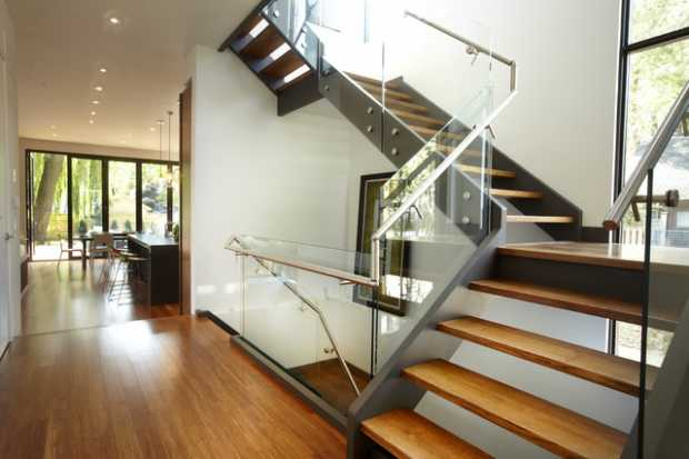 L Shaped Stairs