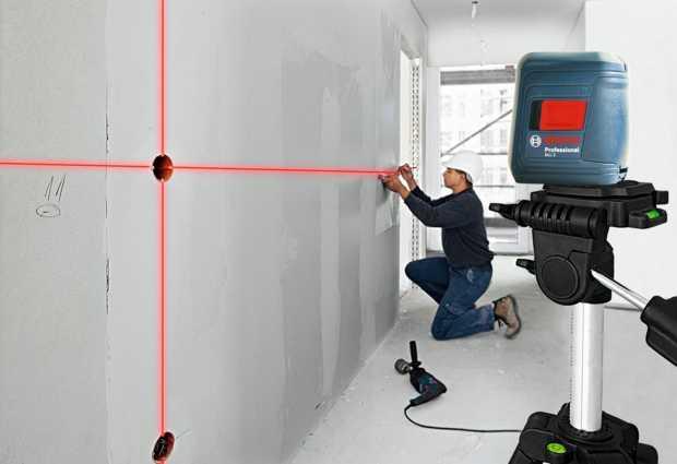 Line Laser Level