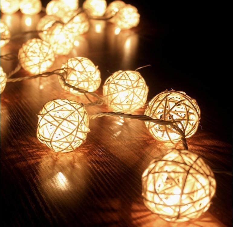Ball Fairy Lights