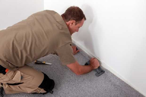 Professionals for Carpet Installation