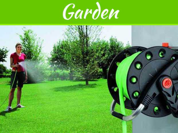 Choose The Best Garden Hose Reel: Everything You Should Know About It