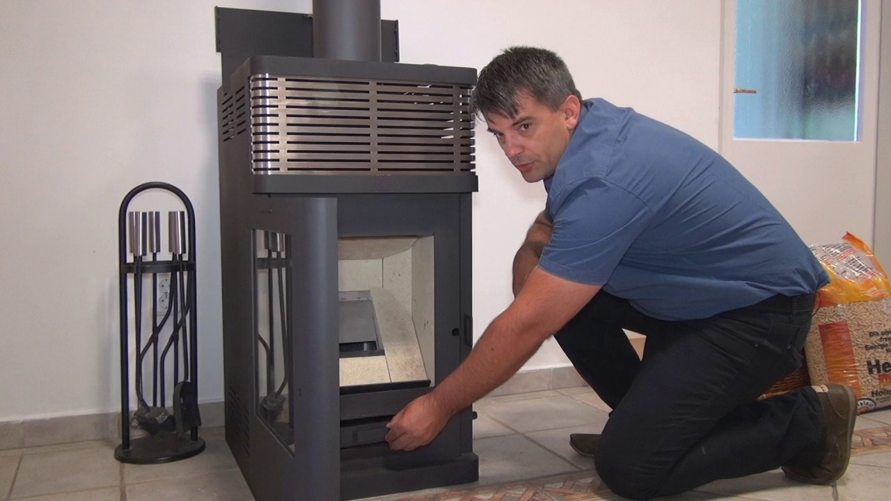 Cleaning and Maintenance Fireplace