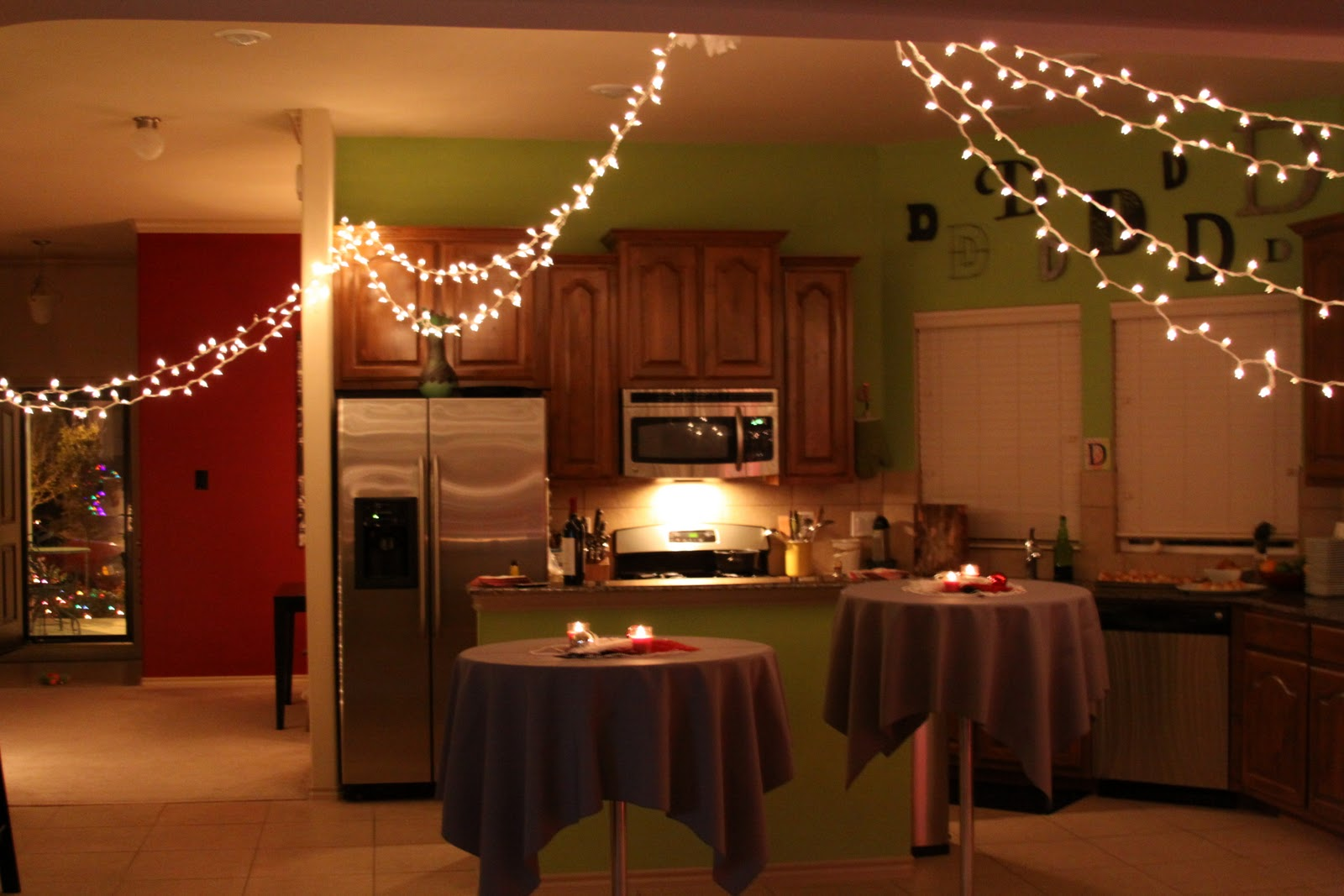 Battery Operated Clip Fairy Lights & Retro Kitchen Lighting Transformation - Modern Light Fixtures for ...