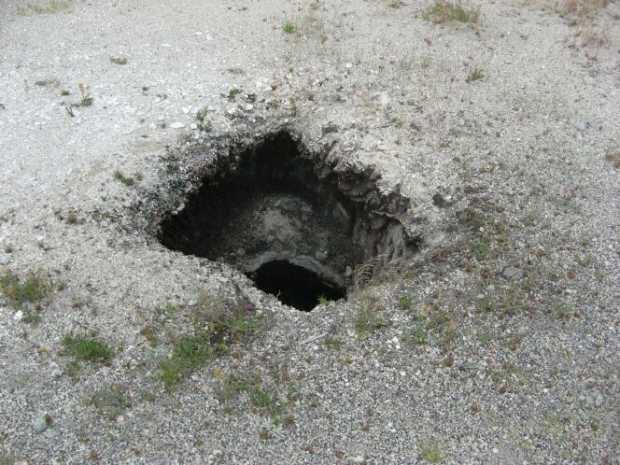 Dry Holes